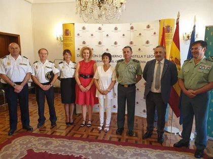 Detenidas 23 personas e incautados 13 kilos de cocaína en una operación en Segovia, Madrid y Burgos