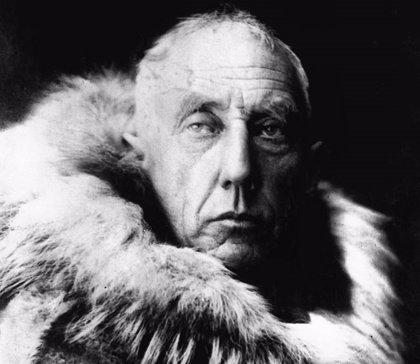 Roald Amundsen nació hace 147 años. Siete citas imprescindibles
