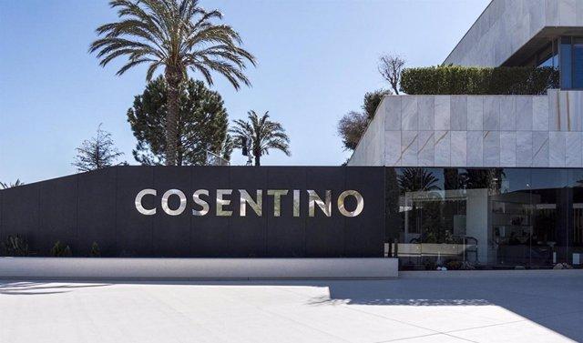Grupo Cosentino, en la localidad almeriense de Cantoria