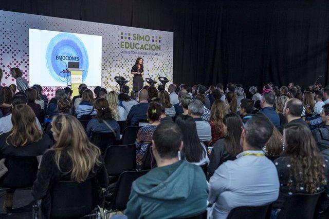 Conferencia de SIMO Educación 2018.