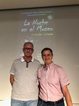 El ciclo 'La Noche en el Museo' se ha presentado este martes en Barbastro.