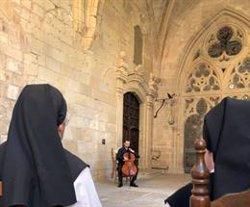 El Cor de Cambra del Palau de la Música i la Caravaggia actuaran al Monestir de Vallbona de les Monges (ACN)