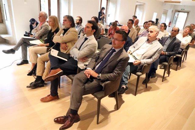 Presentación de informe sobre tierras rústicas en Galicia