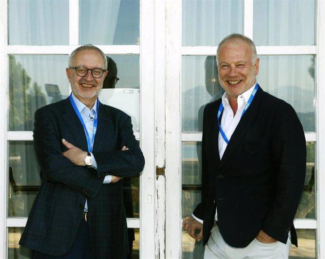 José María Lafuente y Benjamin Weil