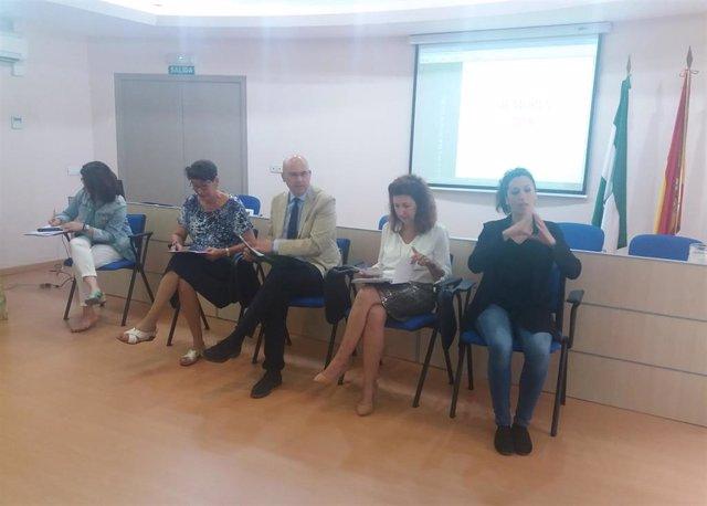 Consejo Provincial de la Discapacidad.