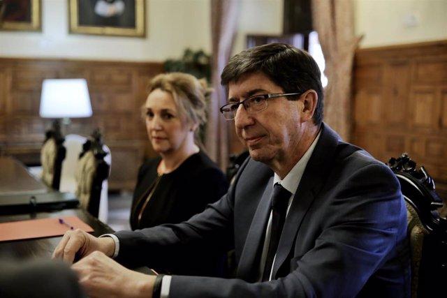 [Mediosandalucia1.Ctrjal] La Junta Abona Más De 13 Millones De Euros A Abogados Y Procuradores En Concepto De Justicia Gratuita