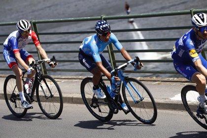 """Nairo Quintana: """"Es una fortuna llegar a esta altura del Tour perdiendo el menor tiempo de estos años"""""""