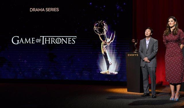Anuncio de los nominados a los premios Emmy
