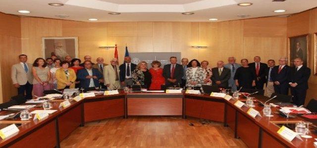 La ministra de Sanidad, Consumo y Bienestar Social en funciones, María Luisa Carcedo, ha presidido este 16 de julio el Consejo de Protección de la Cruz Roja Española.