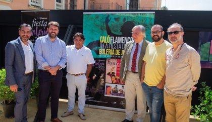 Comienza en Jerez el II Festival Internacional Caló Flamenco a la 52ª Fiesta de la Bulería