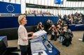 Von der Leyen logra el aval de la Eurocámara y será la primera mujer en presidir la Comisión Europea