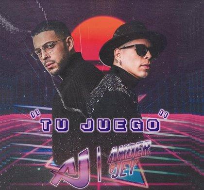 Ander y Jey, el dúo revelación del género urbano, estrenan su nuevo single 'Tu juego'