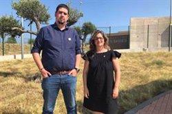 Els vicepresidents de la Diputació de Girona es reuneixen amb Dolors Bassa en la seva primera visita oficial (ACN)