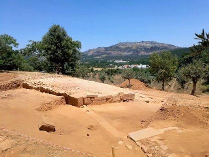 Localizan en la ciudad romana de Ammaia (Portugal) el quinto anfiteatro de la antigua provincia de Lusitania