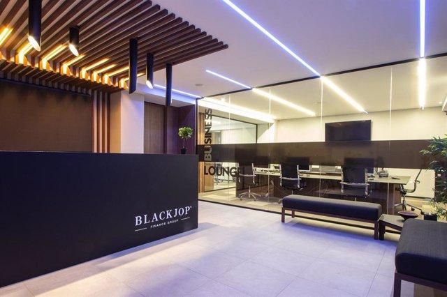 Oficinas de BlackJop en Gijón