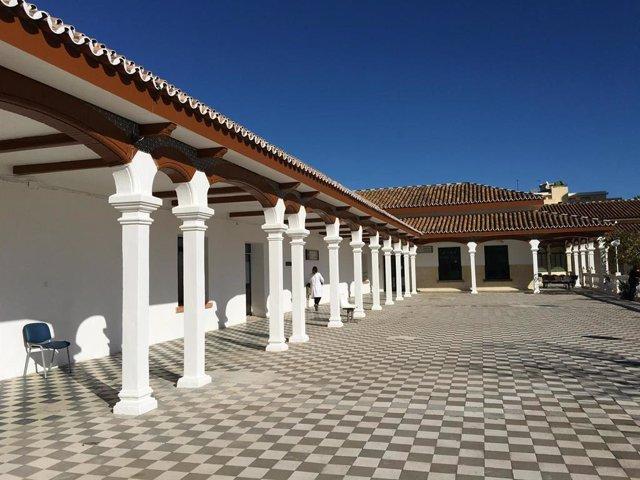 E Hospital Marítimo de Torremolinos