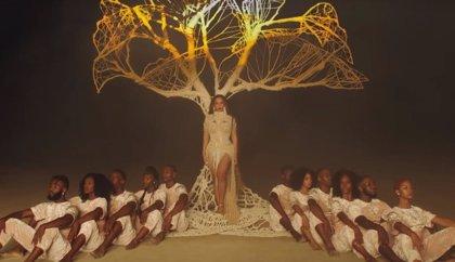 Beyoncé estrena videoclip de Spirit, su nueva canción para el remake de El rey león