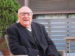 Mor als 93 anys l'escriptor italià Andrea Camilleri, creador del comissari Montalbano (EUROPA PRESS - Archivo)