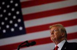 La Cambra de Representants condemna els atacs de Trump contra les congressistes demòcrates (REUTERS / CARLOS BARRIA)