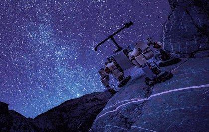 #VÍDEO Este es LEMUR, un rover escalador para otros mundos