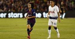 El Barça recompra Cucurella a l'Eibar per 4 milions d'euros (FCB)