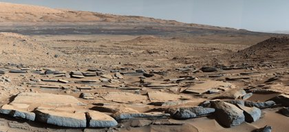 Hay potencial para la vida antigua en la superficie de Marte