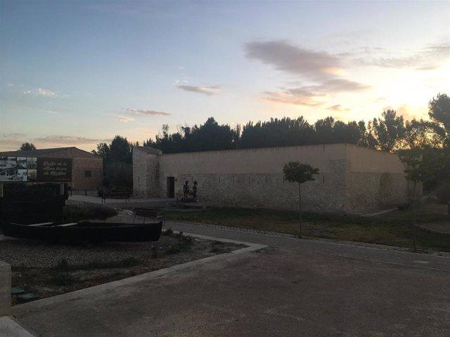 El fortín carlista de Novillas se convertirá en una biblioteca y casa cultural.