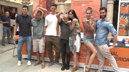 Víctor Ullate se retirará de la danza en el Festival de Mérida con una 'Antígona' fuerte y emocional