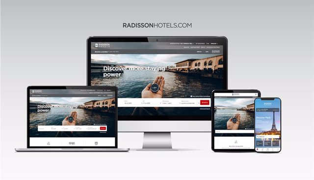 [Grupoturismo] Radisson Hotel Group Lanza Su Nueva Plataforma Digital Multimarca Radissonhotels.Com