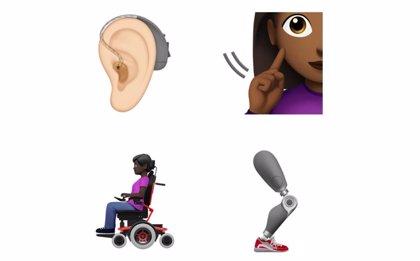 Google y Apple muestran los nuevos emojis que introducirán después del verano, con un gran carácter inclusivo