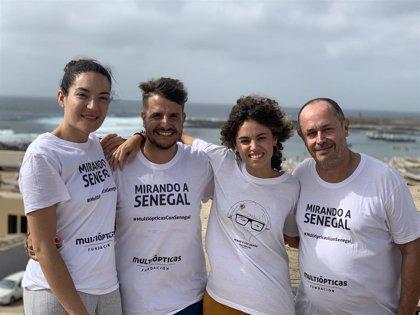 Fundación Multiópticas y Ecodesarrollo Gaia finalizan por segundo año consecutivo su labor solidaria en Senegal