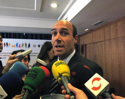Eduardo Zubiaurre será nombrado este jueves nuevo presidente de la patronal vasca