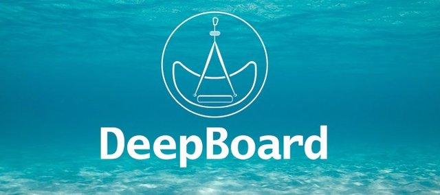 Nace un nuevo deporte acuático, DeepBoard