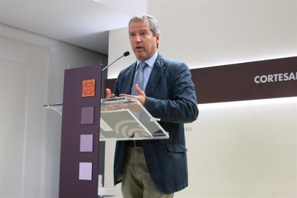 """Pérez (Cs) reitera al PAE que """"reflexione"""" y que se sume al proyecto de centro moderado"""