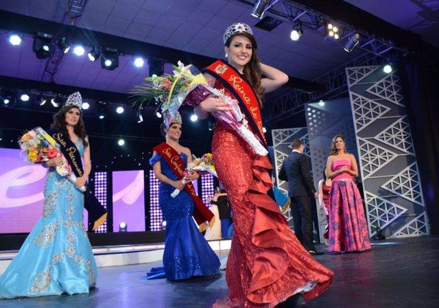 Concurso de belleza Reina de Quito