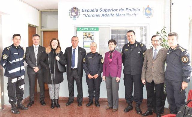 Fwd: Servicio De Prensa