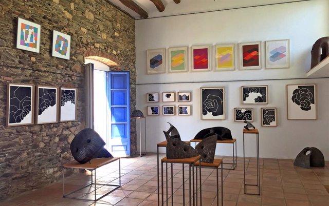 Reobre la Galeria Cadaqués 2 amb una exposició de Gorka Chillida