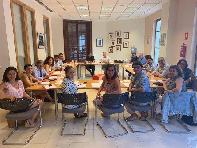 Imagen del Comisión Ejecutiva permanente del PSIB.
