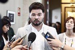 ERC vol que el Govern central aclareixi els fets del CIE de Sapadors (València) que van acabar amb un intern mort (Eduardo Parra - Europa Press)