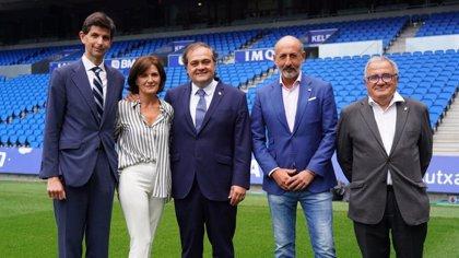 Los clubes vascos y Osasuna pactan el precio de las entradas para sus aficiones visitantes