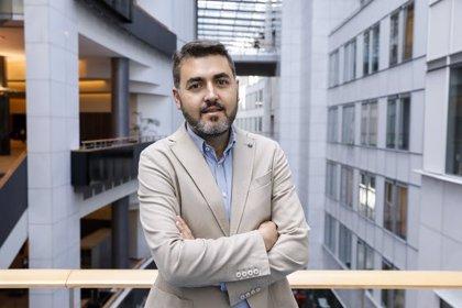 El asturiano Jonás Fernández será el portavoz de los socialistas europeos en el Comité de Asuntos Económicos