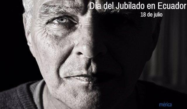 Día del Jubilado en Ecuador