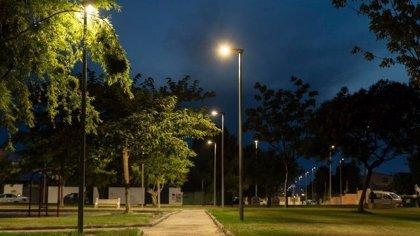 Schréder renueva el alumbrado de La Pobla de Vallbona suministrando más de 5.000 luminarias LED