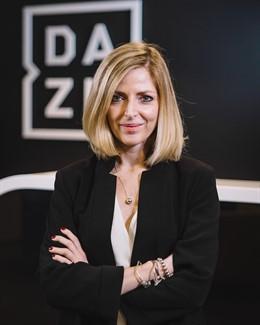 Verónica Diquattro, vicepresidenta ejecutiva de DAZN para el sur de Europa