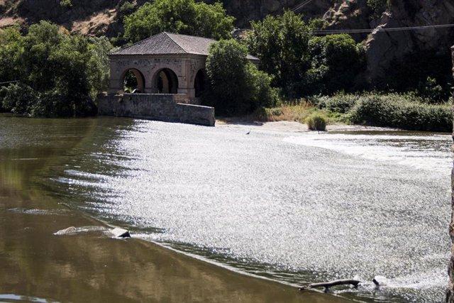 Presa, Agua, Río Tajo, Toledo