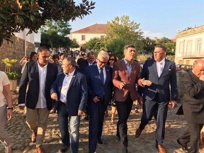 La Feria Rayana arranca reclamando la finalización de la autovía Madrid-Lisboa por Extremadura y Castelo Branco