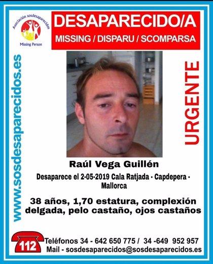 Buscan a un hombre de 38 años desaparecido en Cala Ratjada desde mayo