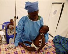 L'OMS declara emergència sanitària internacional el brot d'Ebola a la RDC (REUTERS / BAZ RATNER)