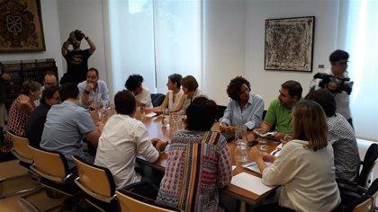 PSN aplaza la reunión con Geroa Bai, Podemos e I-E para estudiar propuestas de modelo de gobierno para Navarra