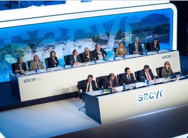 Junta general de accionistas de Sacyr 2019